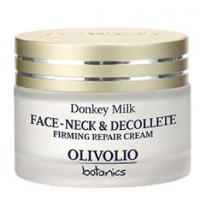 Face Care Olivolio Donkey Milk Face – Neck – Decollete Cream