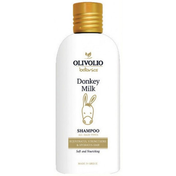 Hair Care Olivolio Donkey Milk Shampoo All Hair Types