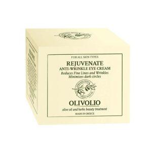 Περιποίηση Προσώπου Olivolio Αντιρυτιδική Κρέμα Ματιών