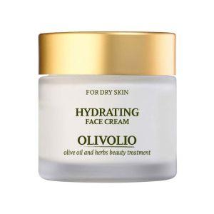 Ενυδατική Olivolio Ενυδατική Κρέμα Προσώπου για Ξηρό & Αφυδατωμένο Δέρμα