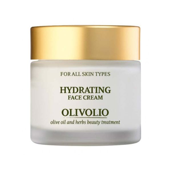 Face Care Olivolio Hydrating – Nourishing Face Cream