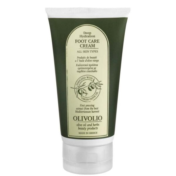 Foot Cream Olivolio Deep Hydrating Foot Cream
