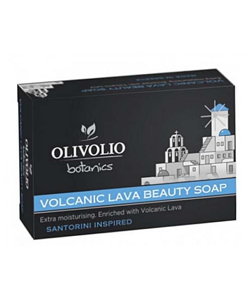 Σαπούνι Olivolio Σαπούνι με Ηφαιστειακή Λάβα