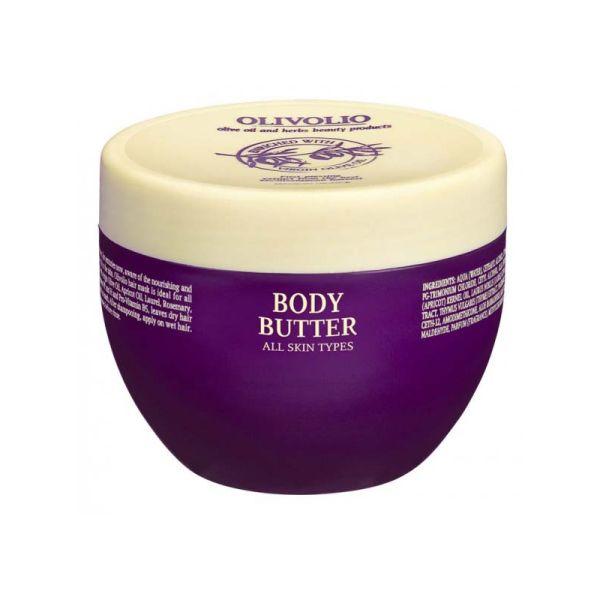 Body Butter Olivolio Body Butter Lavender