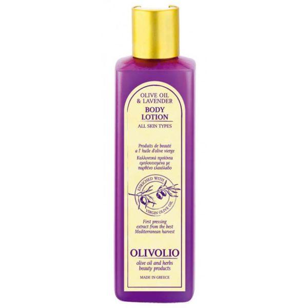 Body Care Olivolio Body Lotion Lavender