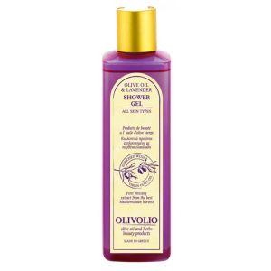 Body Care Olivolio Shower Gel Lavender