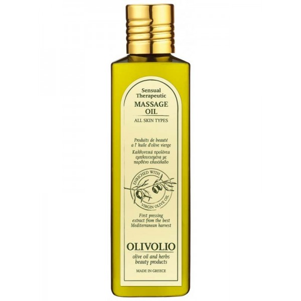 Bath & Spa Care Olivolio Therapeutic Massage Olive Oil