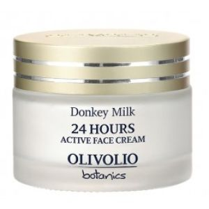Face Care Olivolio Donkey Milk 24hours Active Face Cream for All Skin Types