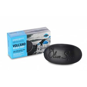 Facial Soap Santo Volcano Spa Black Soap