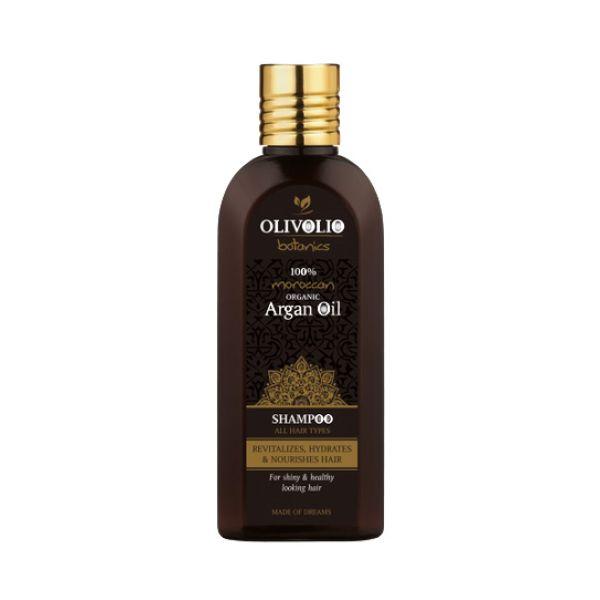 Hair Care Olivolio Argan Shampoo for All Hair Types