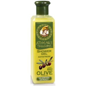 Body Care Athena's Treasures Anti-stress Shower Gel Valeriana