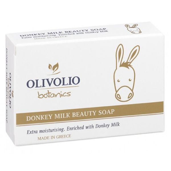 Σαπούνι Olivolio  Σαπούνι με Γάλα Γαϊδούρας