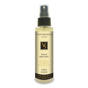 Hair Care Venus Secrets Hair & Body Mist Spray Amber & Musk