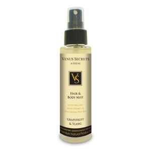 Hair Care Venus Secrets Hair & Body Mist Spray Grapefruit & Ylang