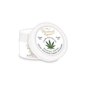Hair Care Venus Secrets Organics Cannabis Oil & Aloe Vera Hair Mask