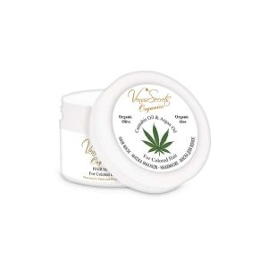 Hair Care Venus Secrets Organics Cannabis & Argan Oil Hair Mask