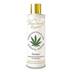 Hair Care Venus Secrets Organics Cannabis Oil & Wheat Shampoo