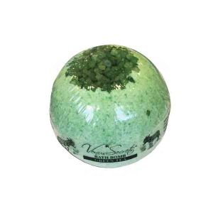 Bath & Spa Care Venus Secrets Donkey Milk Bath Bomb Green Tea