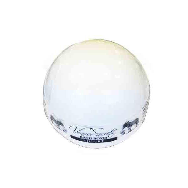 Bath & Spa Care Venus Secrets Donkey Milk Bath Bomb Yogurt