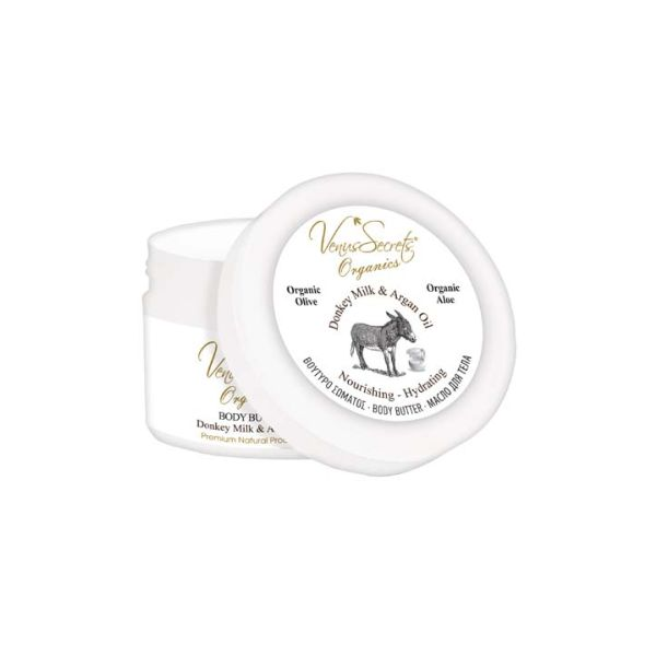 Body Butter Venus Secrets Donkey Milk & Argan Body Butter