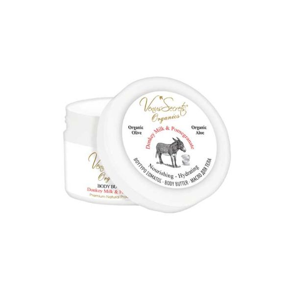 Body Butter Venus Secrets Donkey Milk & Pomegranate Body Butter