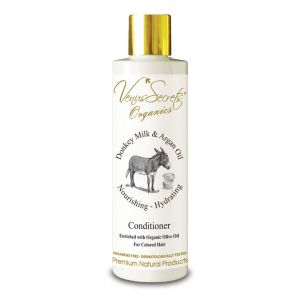 Conditioner Venus Secrets Donkey Milk & Argan  Conditioner