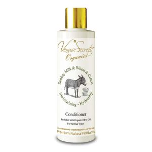 Conditioner Venus Secrets Donkey Milk Wheat & Cotton Conditioner