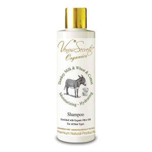 Hair Care Venus Secrets Donkey Milk Wheat & Cotton Shampoo