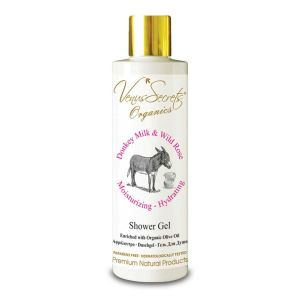 Body Care Venus Secrets Donkey Milk & Wild Rose Shower Gel