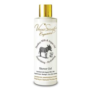 Body Care Venus Secrets Donkey Milk & Argan Oil Shower Gel