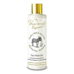 Face Care Venus Secrets Donkey Milk & Aloe Vera Face Wash Gel