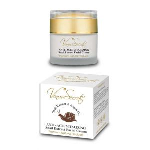 Face Care Venus Secrets Snail Extract Anti Age Vitalizing Face Cream