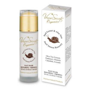 Face Care Venus Secrets Snail Extract Repairing & Firming Face Mask