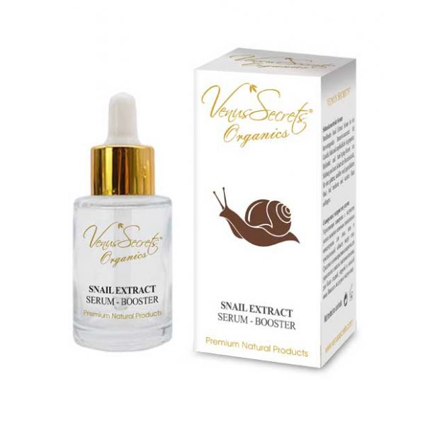 Booster Serum Venus Secrets Snail Extract Serum Booster