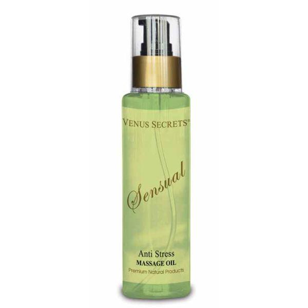 Bath & Spa Care Venus Secrets Massage Oil Anti-stress