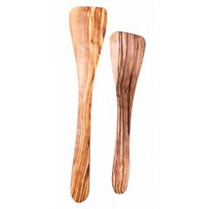 Αντικείμενα από Ξύλο Ελιάς The Olive Tree Ξύλινη Σπάτουλα –  30 -35 cm