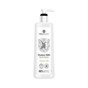 Body Care Fresh Secrets Body Lotion Donkey Milk & Argan Oil