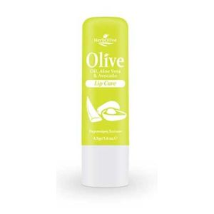 Face Care Herbolive Lip Balm with Aloe Vera & Avocado