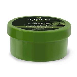 Body Butter Olivolio Cannabis Oil – CBD Body Butter