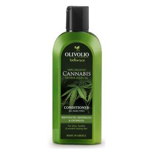 Conditioner Olivolio Cannabis Oil – CBD Conditioner All Hair Types