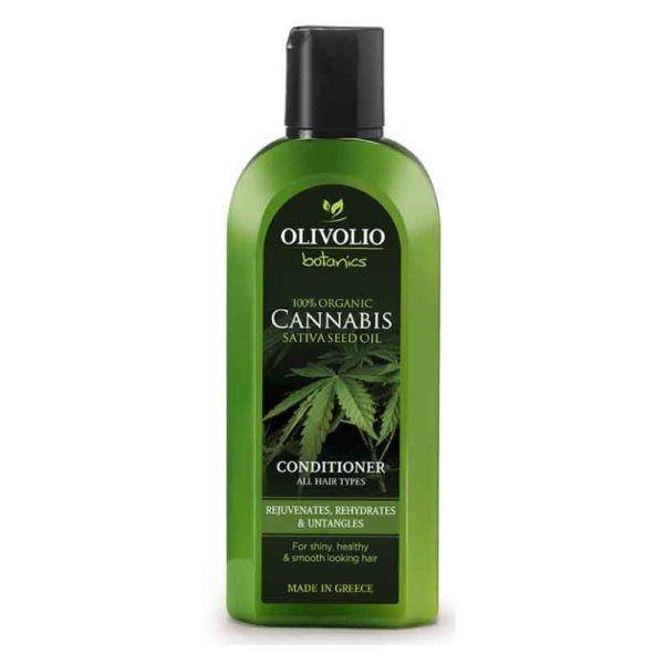 Conditioner Olivolio Cannabis Oil – CBD Conditioner All Hair Types