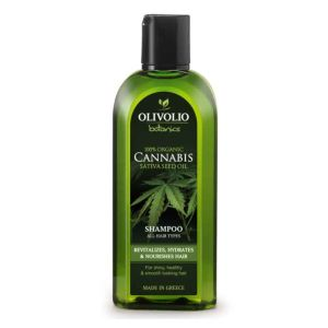 Hair Care Olivolio Cannabis Oil – CBD Shampoo All Hair Types