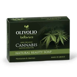 Facial Soap Olivolio Cannabis Oil – CBD Beauty Soap