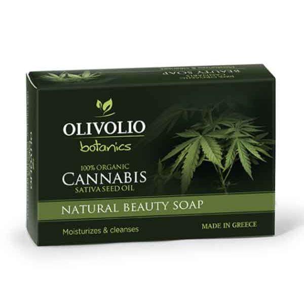 Facial Soap Olivolio Cannabis Oil – CBD Beauty Soap