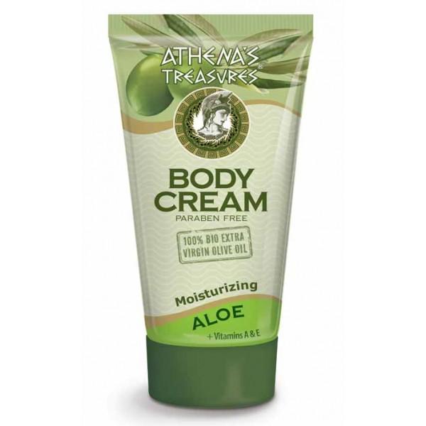 Body Care Athena's Treasures Body Cream Aloe Vera
