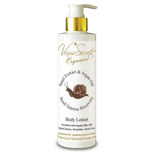 Body Care Venus Secrets Snail Extract & Aloe Vera Body Lotion