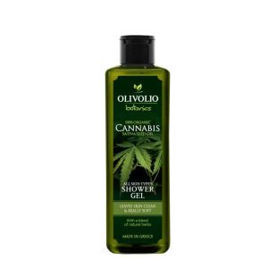 Body Care Olivolio Cannabis Oil – CBD Shower Gel
