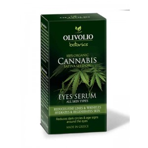 Eye Care Olivolio Cannabis Oil – CBD Eye Serum