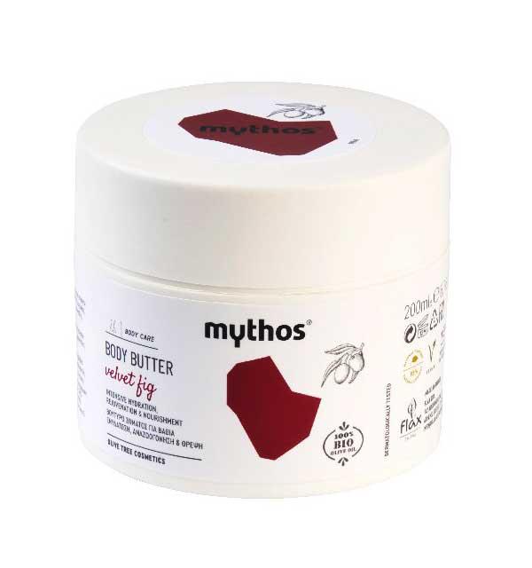 Body Butter Mythos Concentrated Body Butter Velvet Fig