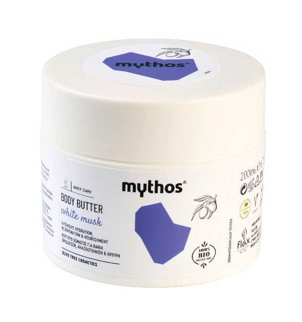 Body Butter Mythos Concentrated Body Butter White Musk